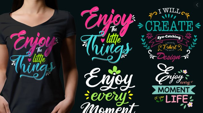 Make T Shirt Designs That Are