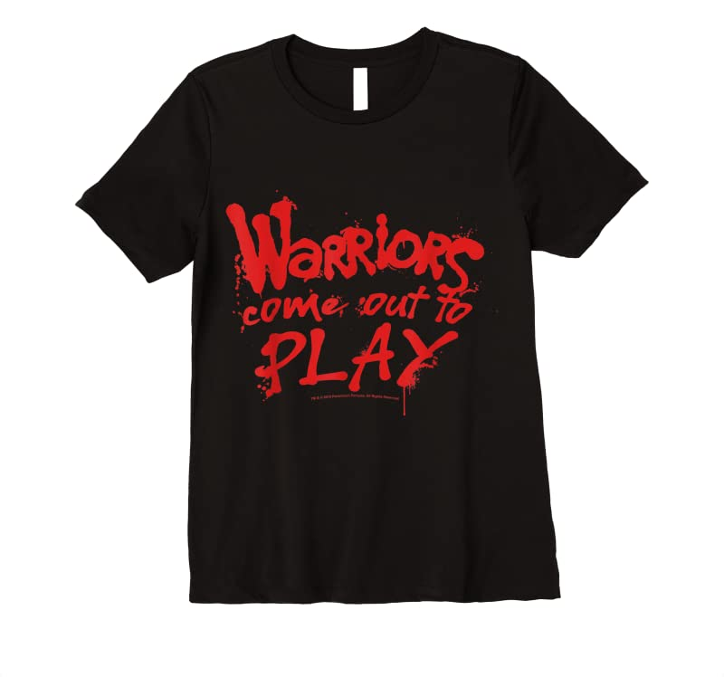 New The Warriors Come Out To Play Quote T Shirts